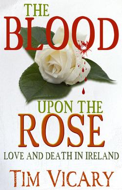blood upon rose