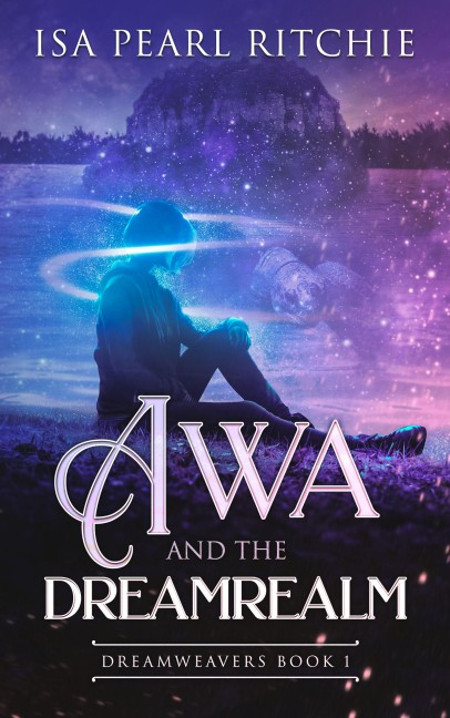 Awa and the Dreamrealm Cover